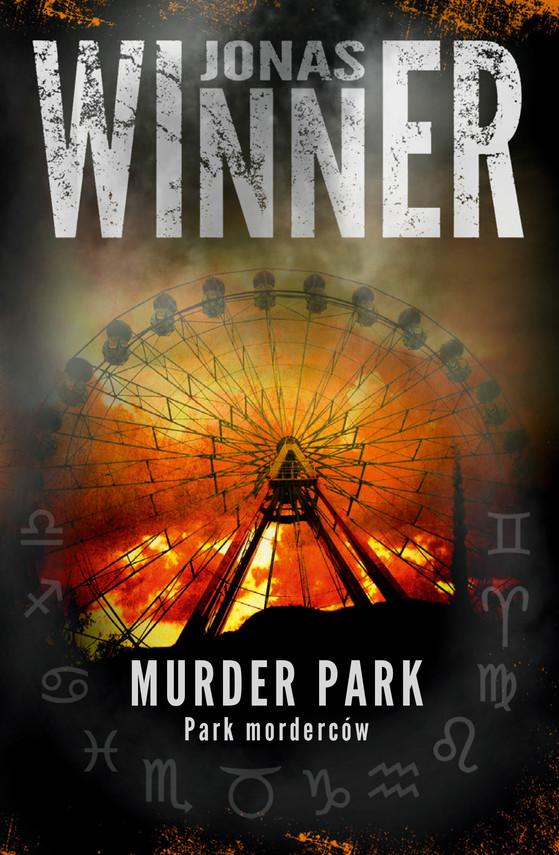 okładka Murder Park. Park morderców., Ebook | Winner Jonas