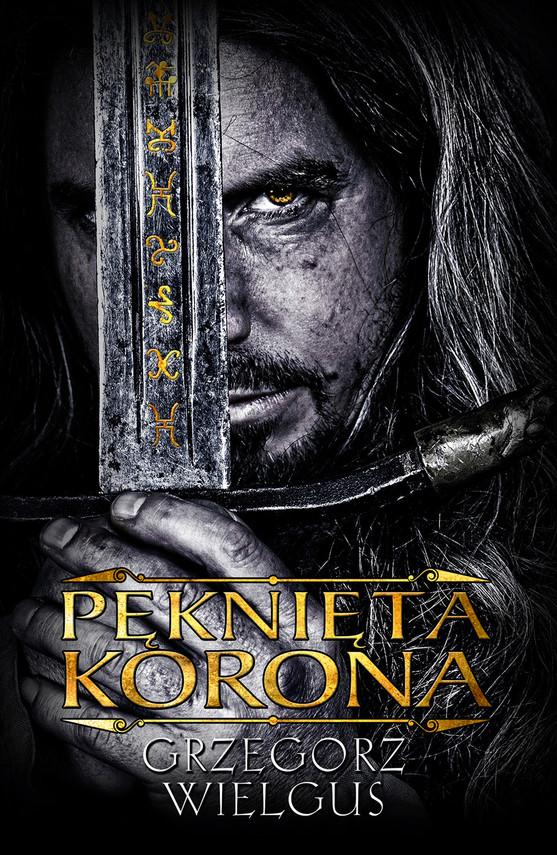 okładka Pęknięta Korona, Ebook | Grzegorz Wielgus