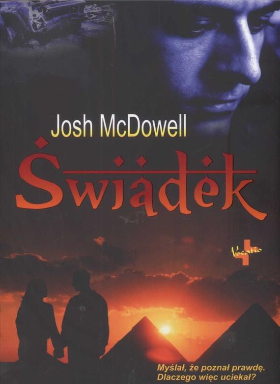 okładka Świadek, Ebook | Josh  McDowell
