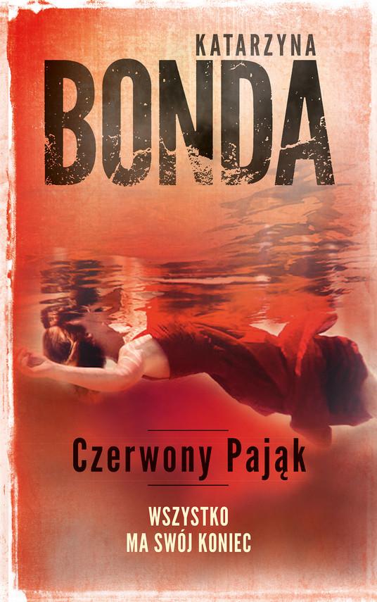 okładka Czerwony Pająkebook   epub, mobi   Katarzyna Bonda