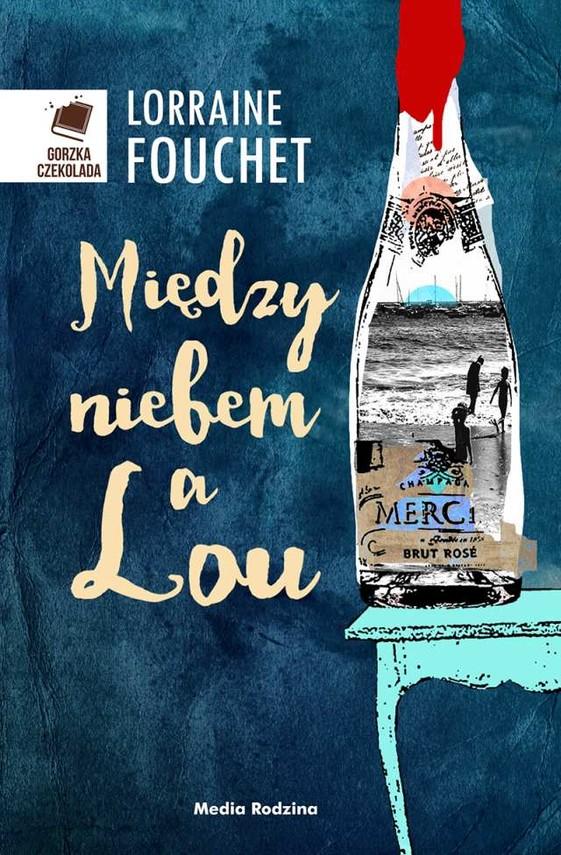 okładka Między niebem a Lou, Ebook | Lorraine  Fouchet
