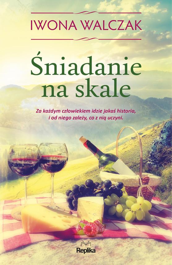 okładka Śniadanie na skale, Ebook | Iwona Walczak