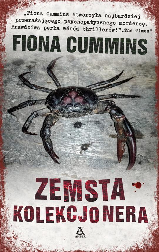 okładka Zemsta kolekcjonera, Ebook | Fiona Cummins