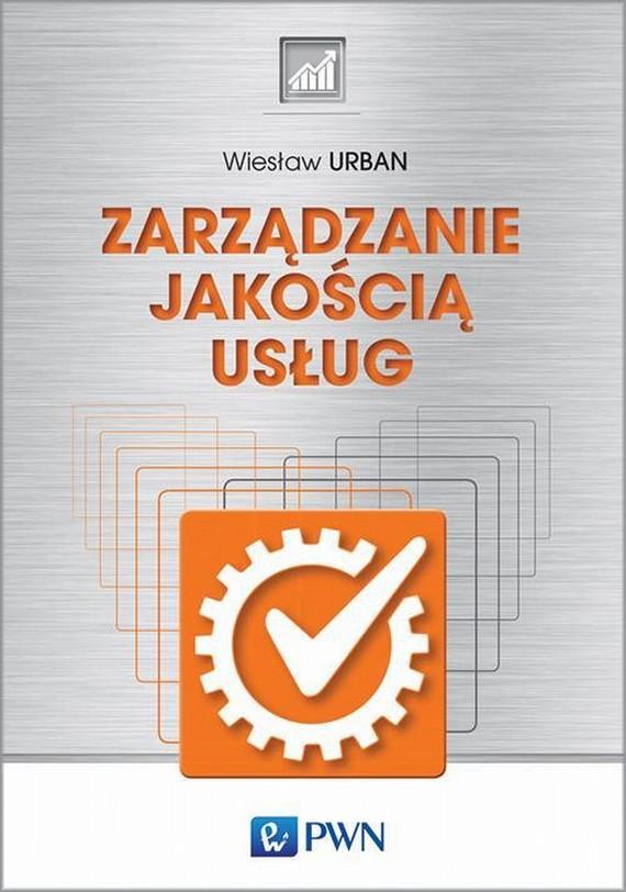 okładka Zarządzanie jakością usługebook   epub, mobi   Wiesław Urban