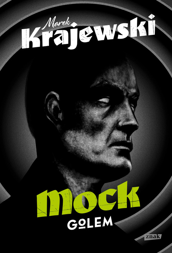 okładka Mock. Golem, Ebook | Marek Krajewski