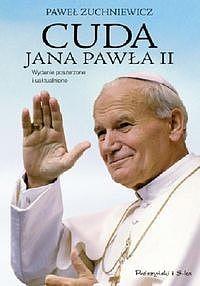 okładka Cuda Jana Pawła II, Ebook   Paweł Zuchniewicz