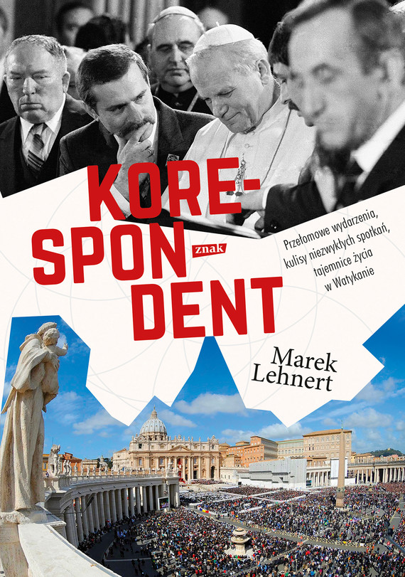 okładka Korespondentebook | epub, mobi | Marek Lehnert