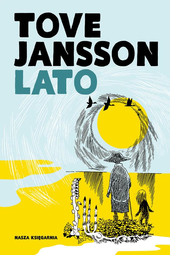 okładka Latoebook | epub, mobi | Tove Jansson