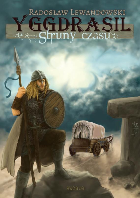okładka Yggdrasil. Struny czasu, Ebook | Radosław Lewandowski