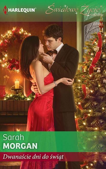 okładka Dwanaście dni do świąt, Ebook | Sarah Morgan