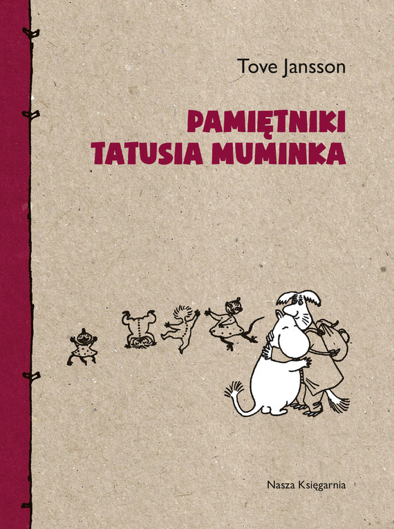 okładka Pamiętniki Tatusia Muminkaebook | epub, mobi | Tove Jansson