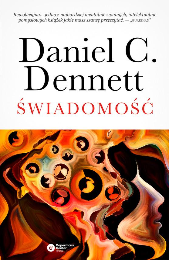 okładka Świadomośćebook | epub, mobi | Daniel C. Dennett