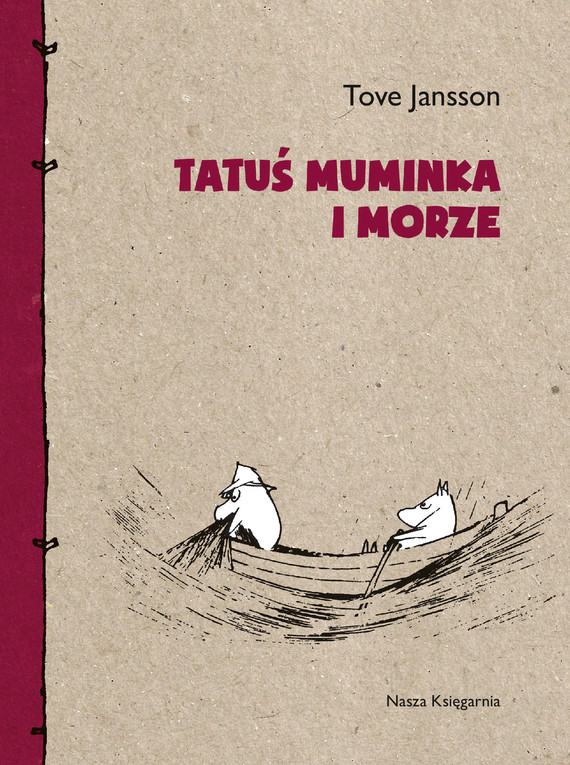 okładka Tatuś Muminka i morzeebook | epub, mobi | Tove Jansson