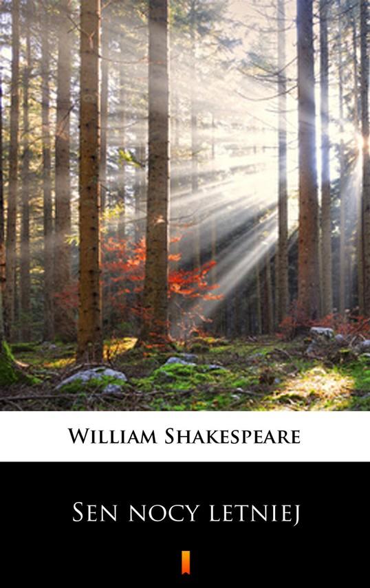 okładka Sen nocy letniejebook | epub, mobi | William Shakespeare