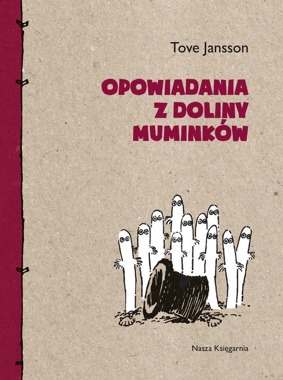 okładka Opowiadania z Doliny Muminkówebook | epub, mobi | Tove Jansson