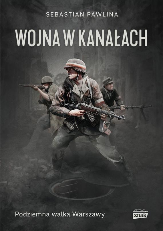 okładka Wojna w kanałachebook | epub, mobi | Pawlina Sebastian