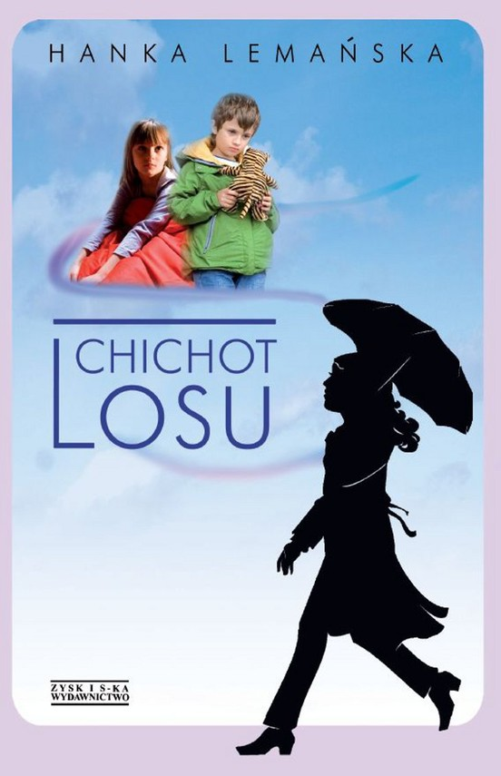 okładka Chichot losuebook   epub, mobi   Hanka Lemańska