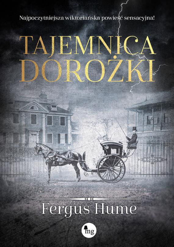 okładka Tajemnica dorożki, Ebook   Fergus Hume