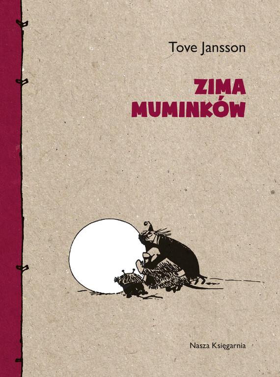 okładka Zima Muminkówebook | epub, mobi | Tove Jansson