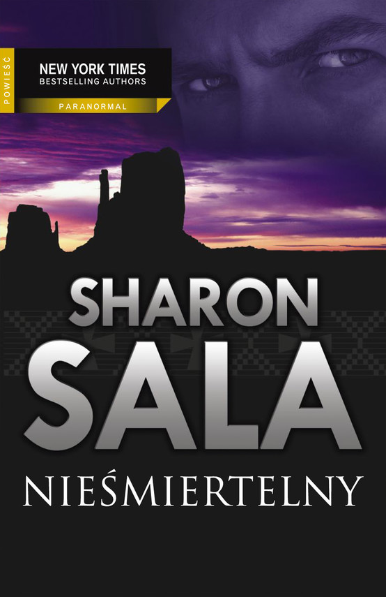 okładka Nieśmiertelny, Ebook | Sharon Sala