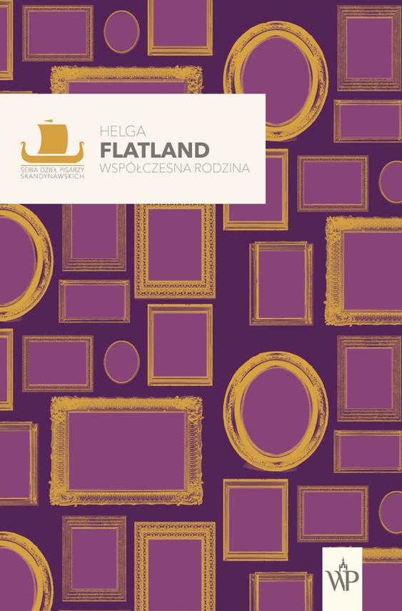 okładka Współczesna rodzina, Ebook | Helga  Flatland