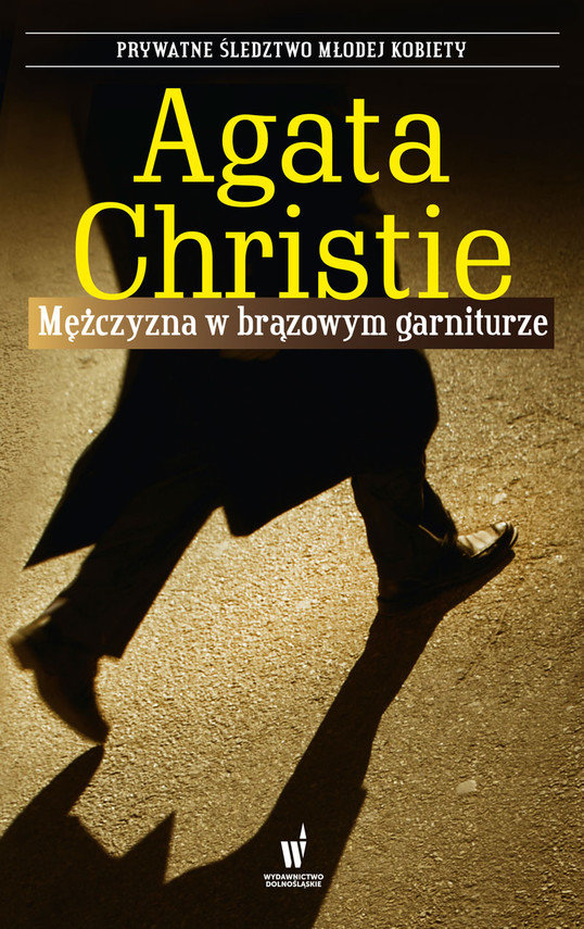 okładka Mężczyzna w brązowym garniturzeebook | epub, mobi | Agata Christie