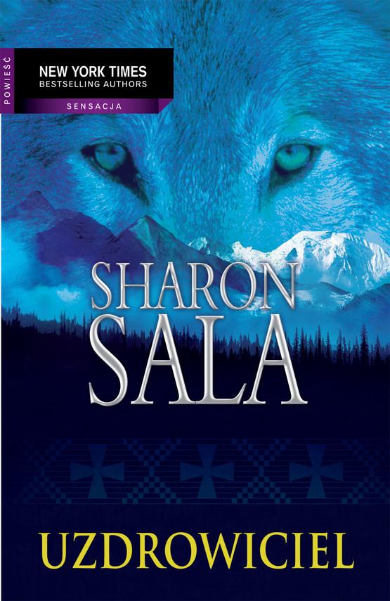 okładka Uzdrowiciel, Ebook | Sharon Sala