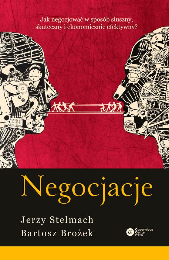 okładka Negocjacjeebook   epub, mobi   Bartosz Brożek, Jerzy Stelmach