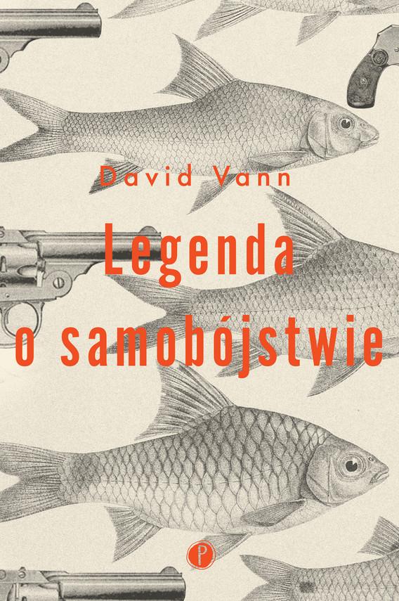 okładka Legenda o samobójstwieebook | epub, mobi | David Vann