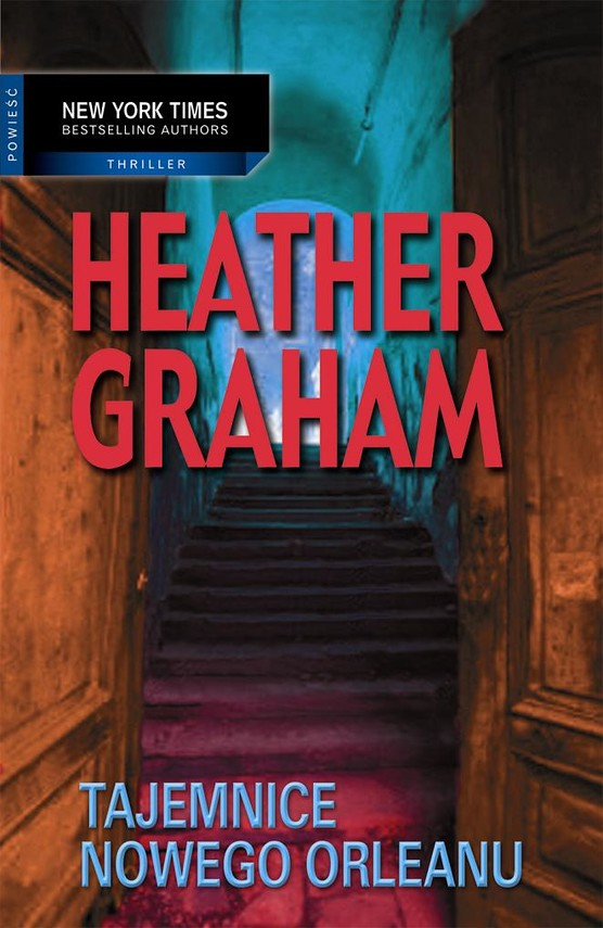 okładka Tajemnice Nowego Orleanu, Ebook   Heather Graham