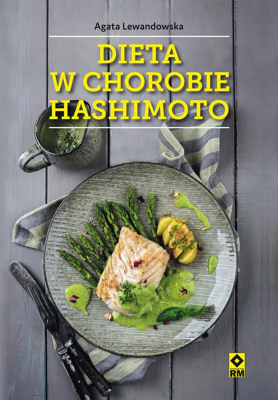 okładka Dieta w chorobie Hashimoto, Ebook   Agata Lewandowska