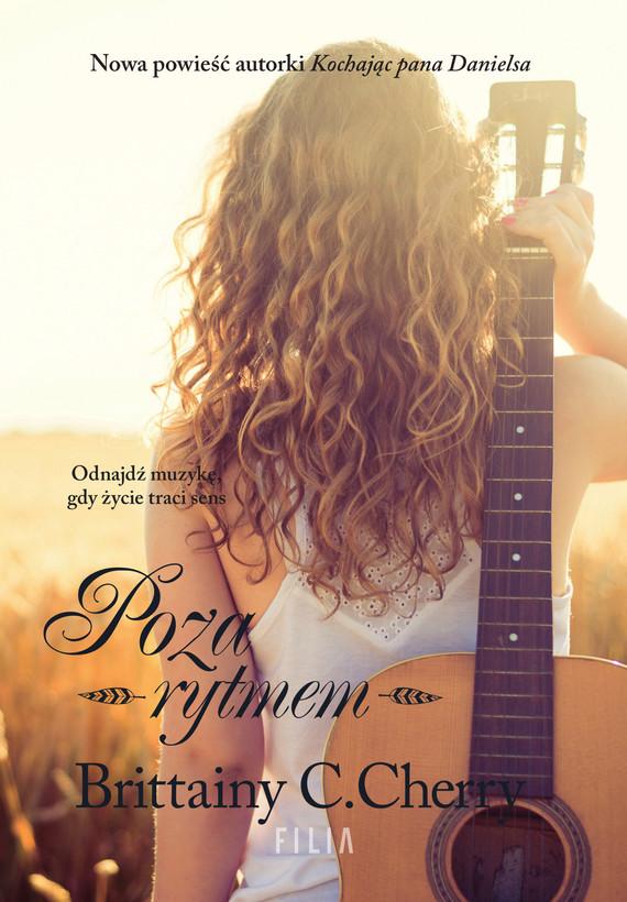 okładka Poza rytmem, Ebook | Brittainy C.  Cherry