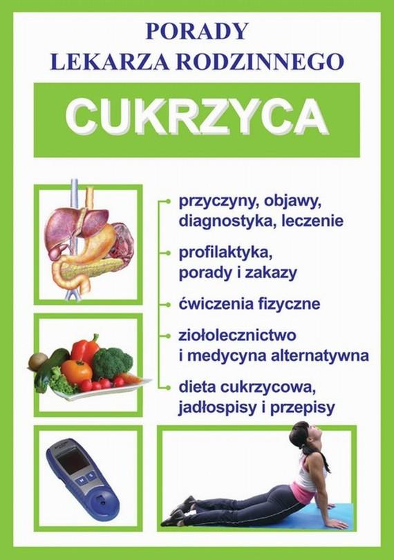 okładka Cukrzycaebook | pdf | Praca zbiorowa