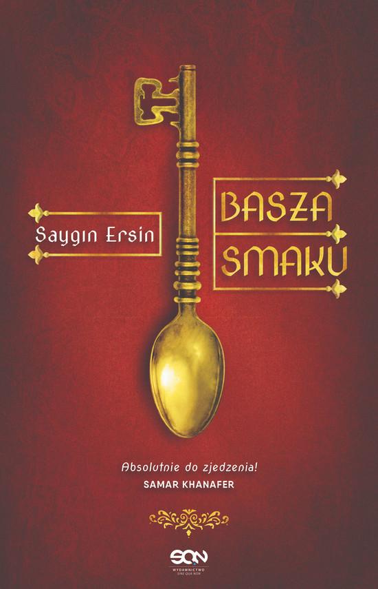 okładka Basza smaku, Ebook | Ersin Saygin