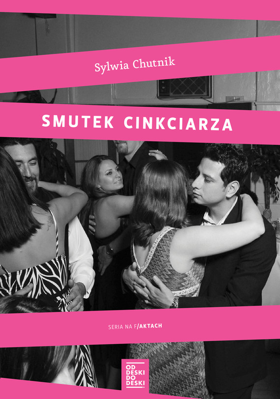 okładka Smutek cinkciarzaebook | epub, mobi | Sylwia Chutnik