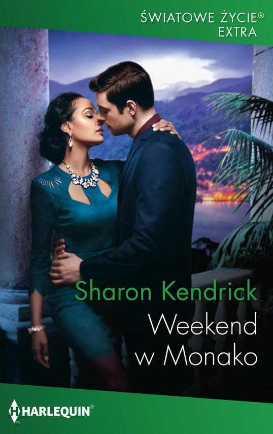 okładka Weekend w Monakoebook | epub, mobi | Sharon Kendrick
