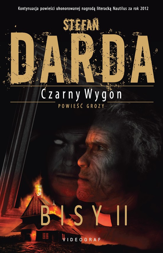 okładka Czarny Wygon. Bisy II, Ebook   Stefan Darda