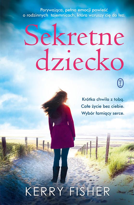okładka Sekretne dziecko, Ebook | Kerry Fisher