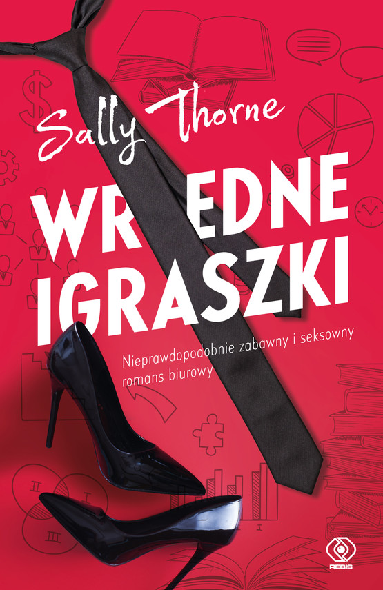 okładka Wredne igraszki, Ebook | Sally Thorne