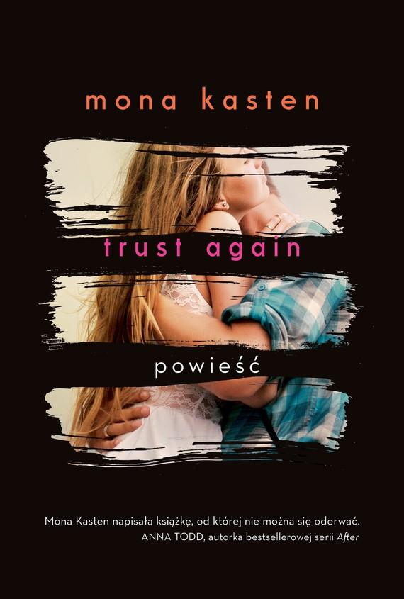 okładka Trust Againebook | epub, mobi | Mona Kasten