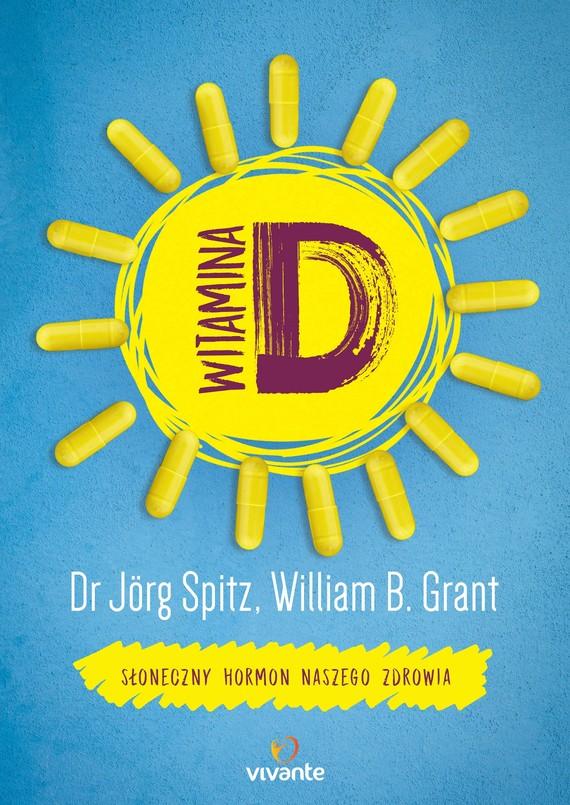 okładka Witamina D, Ebook | dr Jörg Spitz, William Grant