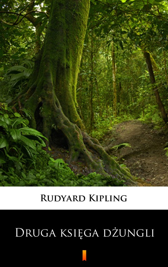 okładka Druga księga dżungli, Ebook | Rudyard Kipling