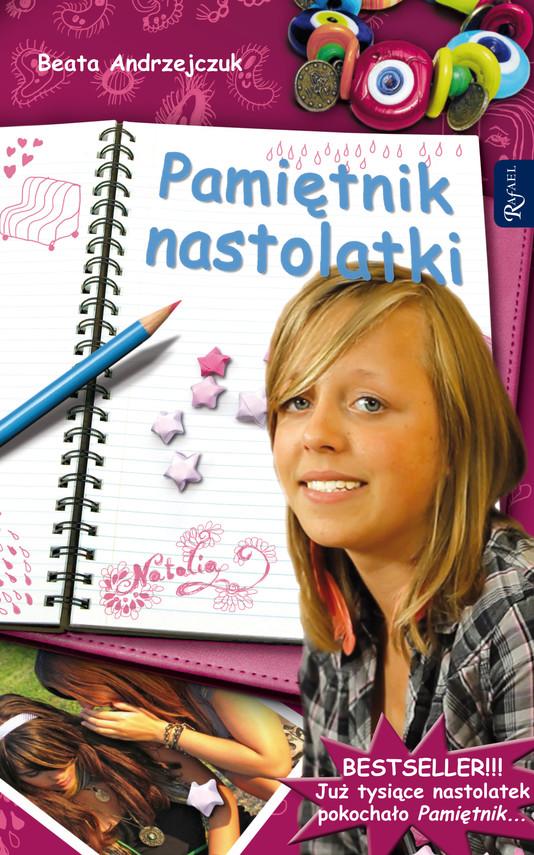 okładka Pamiętnik nastolatki, Ebook | Beata Andrzejczuk