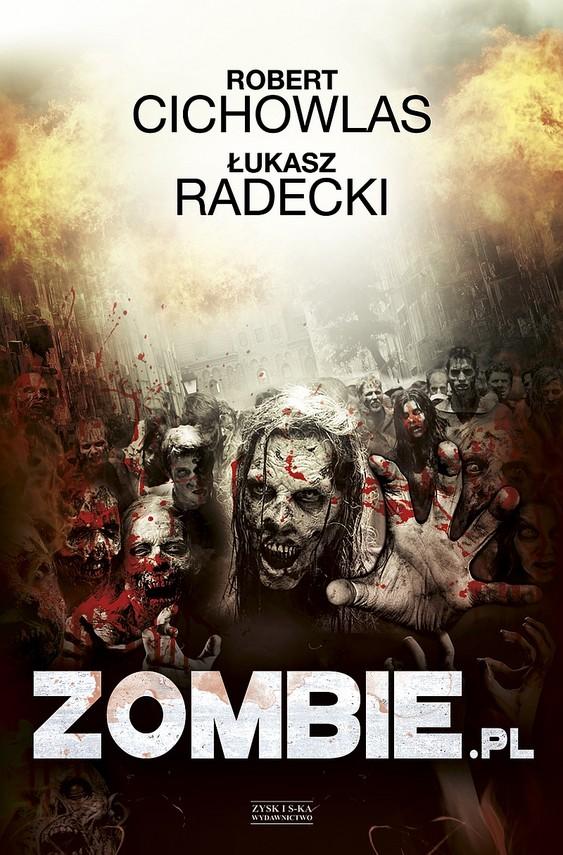 okładka Zombie.plebook   epub, mobi   Robert Cichowlas, Łukasz Radecki