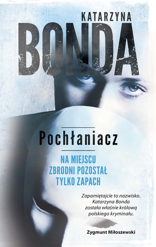 okładka Pochłaniacz, Ebook | Katarzyna Bonda