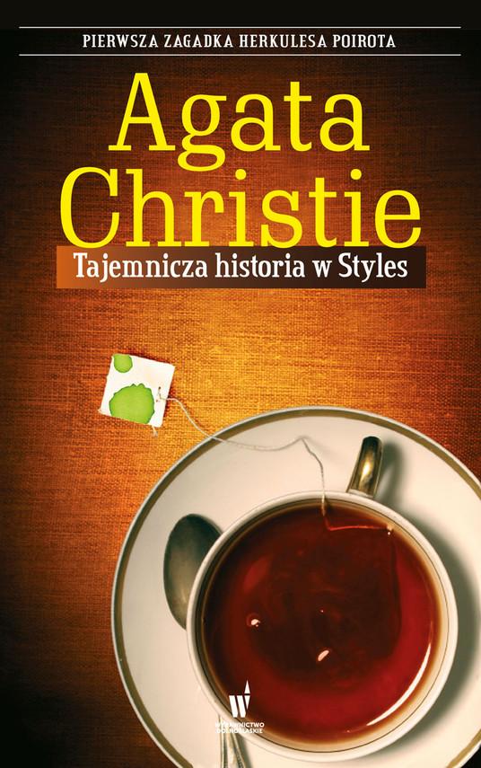 okładka Tajemnicza historia w Stylesebook | epub, mobi | Agata Christie