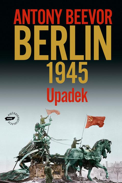 okładka Berlin 1945, Ebook | Antony Beevor