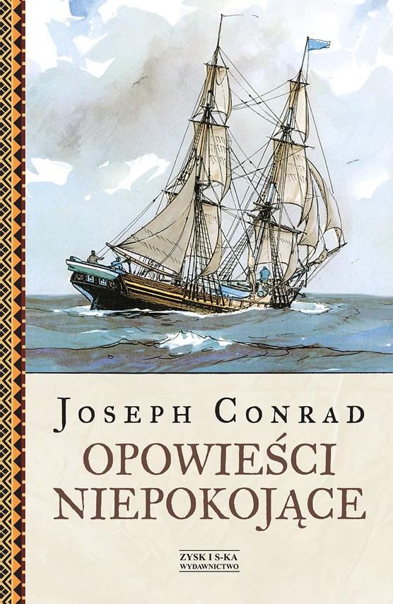 okładka Opowieści niepokojąceebook | epub, mobi | Joseph Conrad