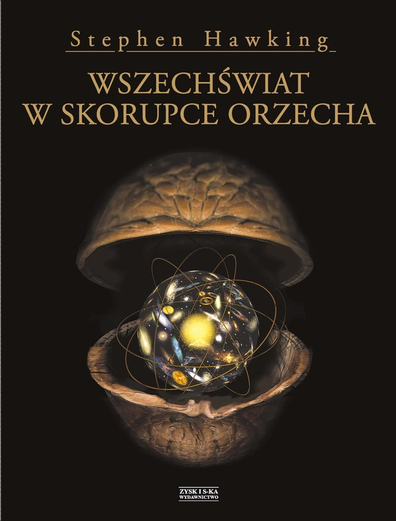 okładka Wszechświat w skorupce orzecha, Ebook   Stephen Hawking