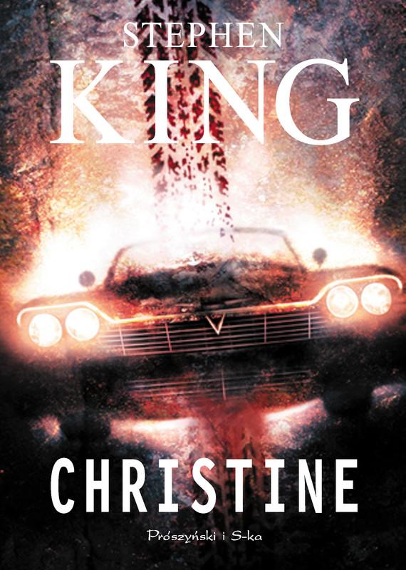 okładka CHRISTINE, Ebook   Stephen King